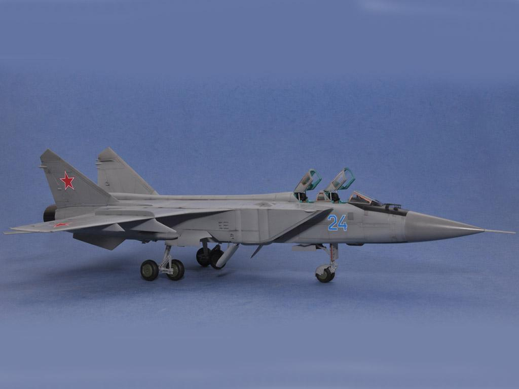 Russian Mig-31 Foxhound (Vista 2)