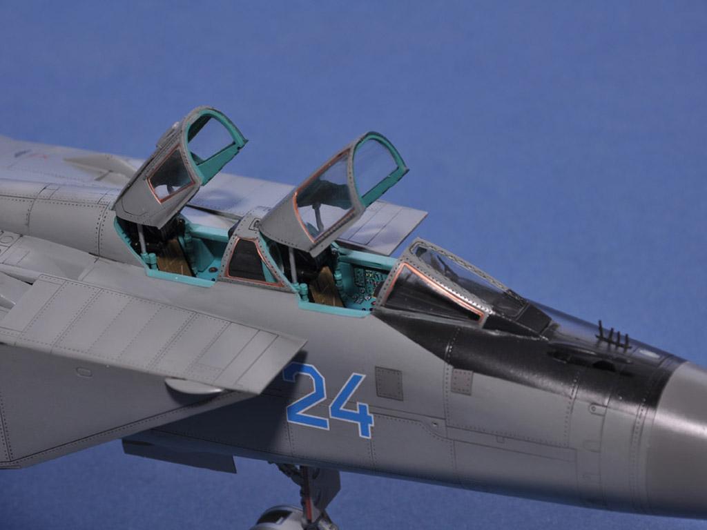 Russian Mig-31 Foxhound (Vista 5)