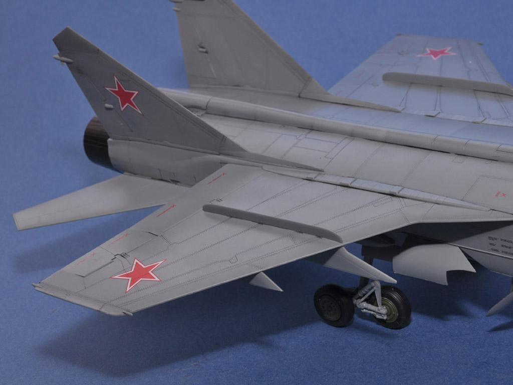 Russian Mig-31 Foxhound (Vista 6)