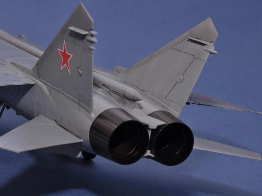 Russian Mig-31 Foxhound (Vista 9)