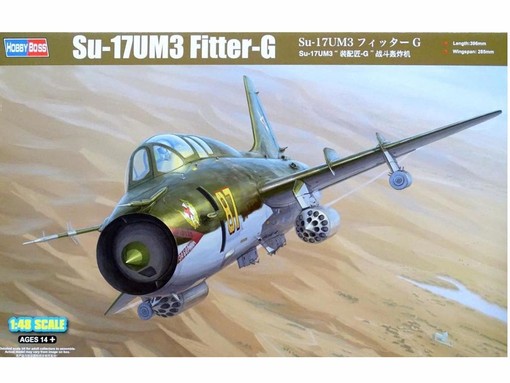 Su-17UM3 Fitter-G (Vista 1)