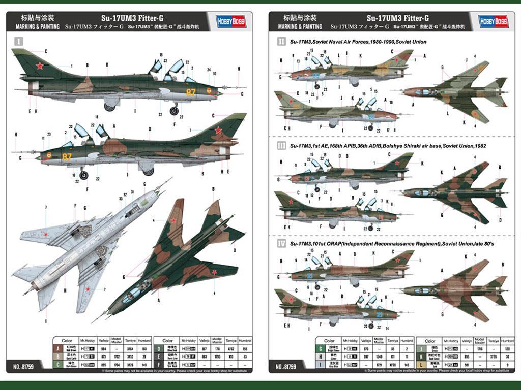 Su-17UM3 Fitter-G (Vista 3)