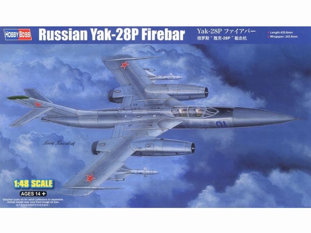 Russian Yak-28P Firebar (Vista 1)