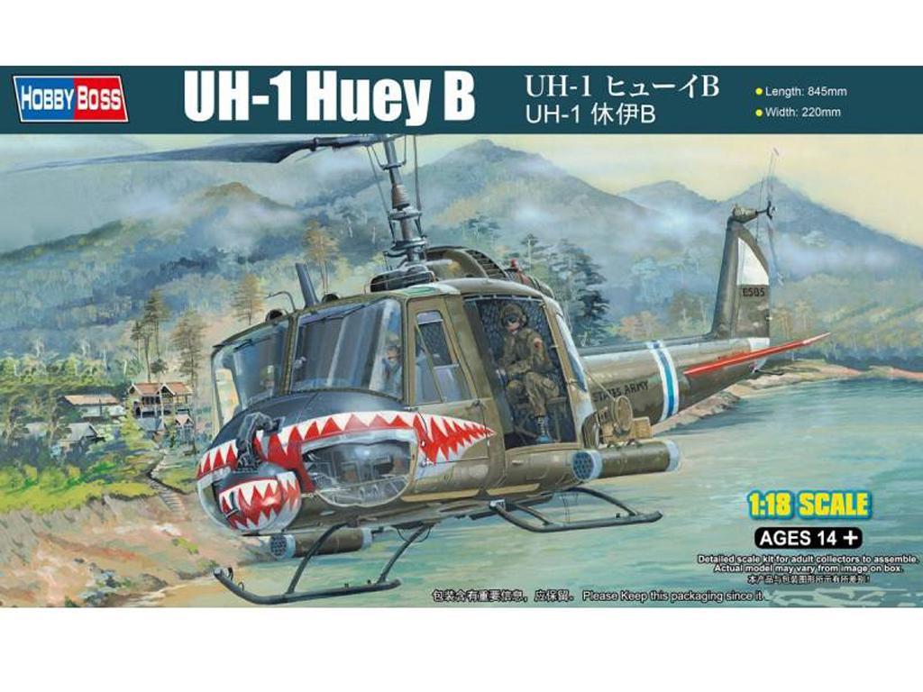 UH-1 Huey B (Vista 1)