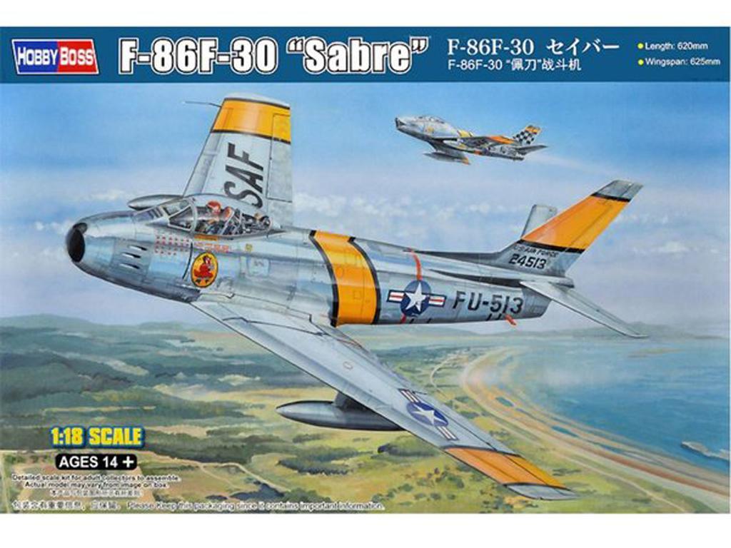 F86F-30 Sabre (Vista 1)