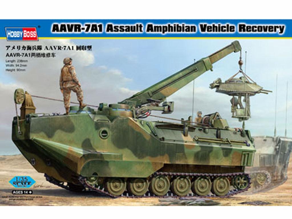AAVR-7A1 Assault Amphibian Vehicle Recov (Vista 1)