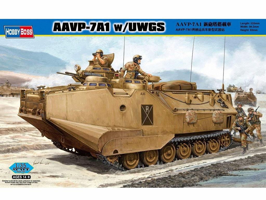 AAVP-7A1 w/UWGS  (Vista 1)