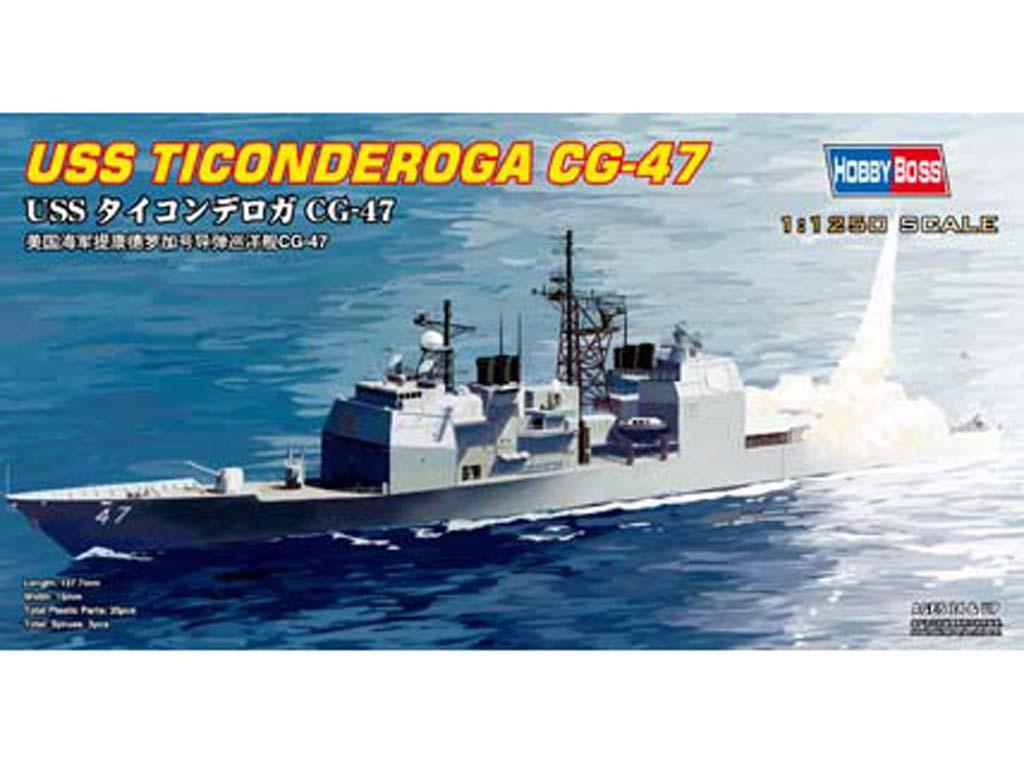 USS Ticonderoga CG-47 (Vista 1)