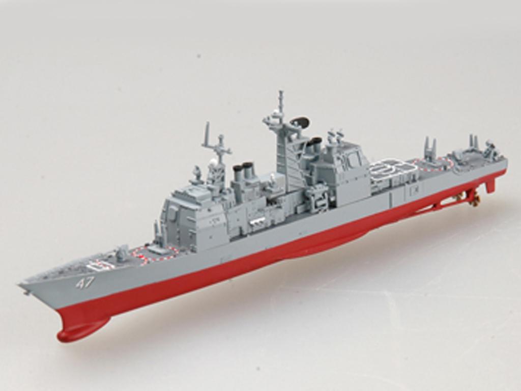 USS Ticonderoga CG-47 (Vista 4)