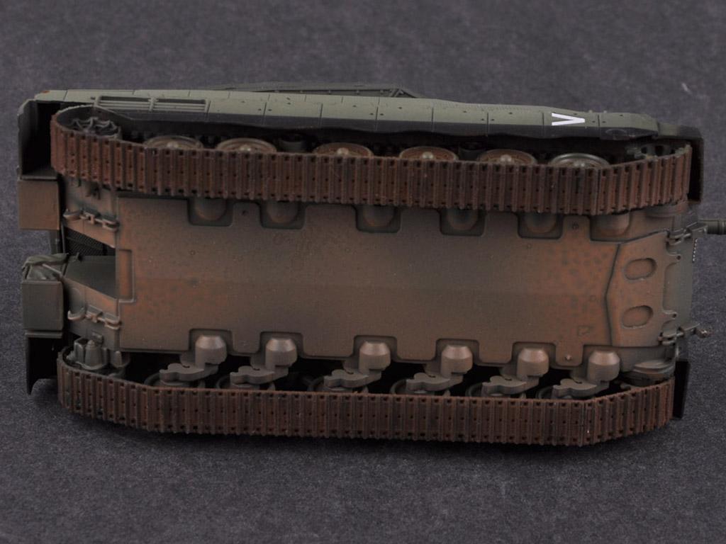IDF Merkava Mk IV (Vista 2)