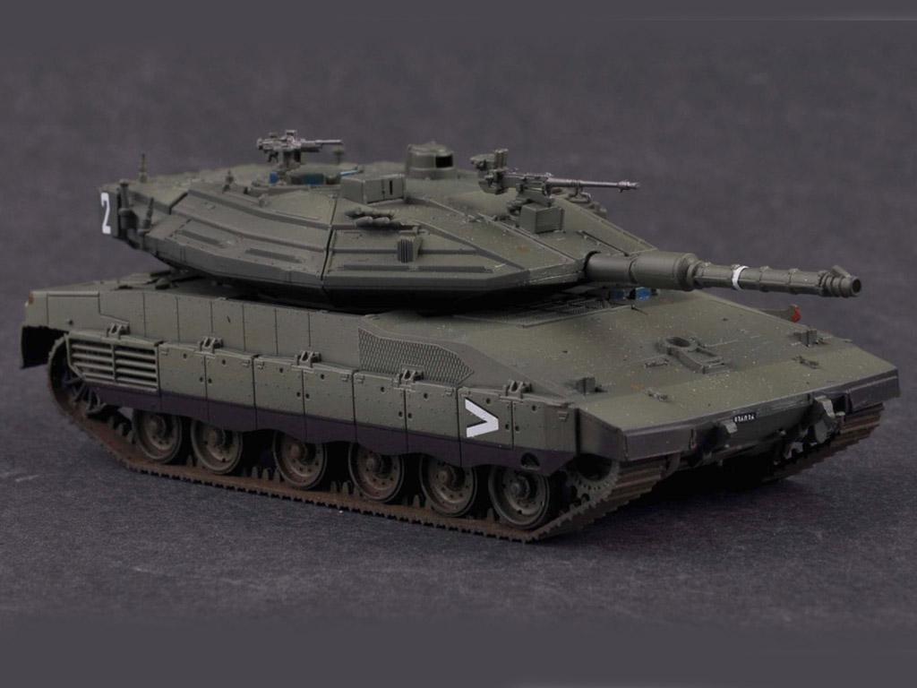 IDF Merkava Mk IV (Vista 5)