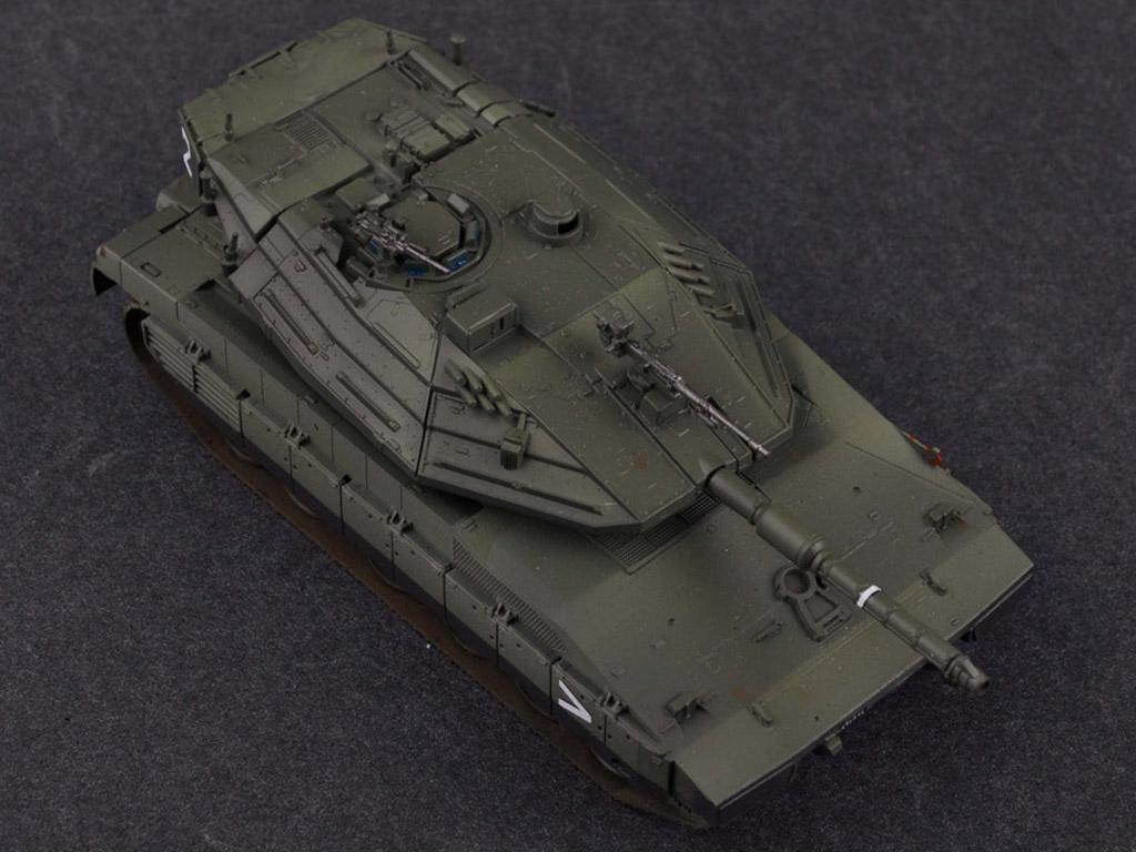 IDF Merkava Mk IV (Vista 6)