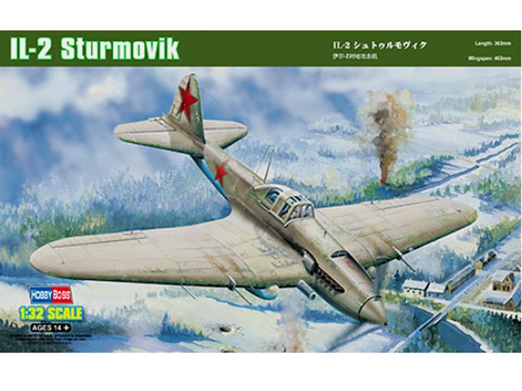 IL-2 Sturmovik (Vista 1)