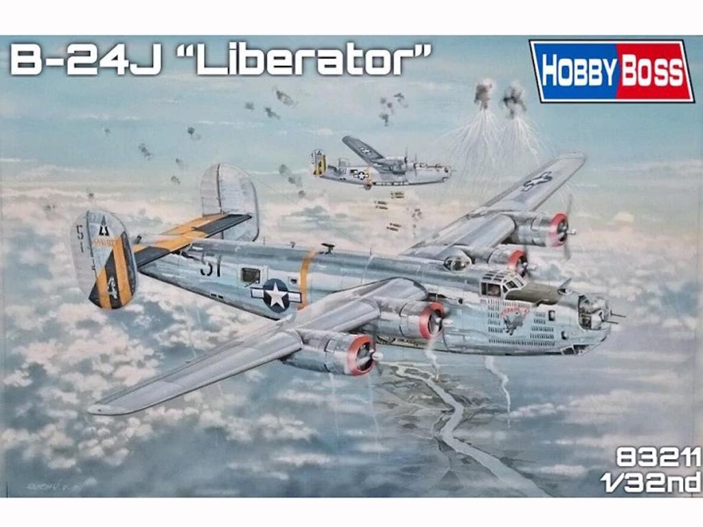 Consolidated B-24 Liberator 1943 (Vista 1)