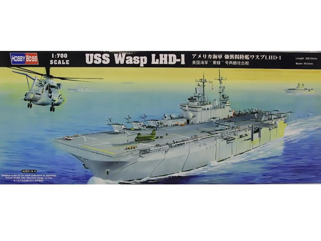 USN Wasp Class Amphibious Assault Ship L (Vista 1)