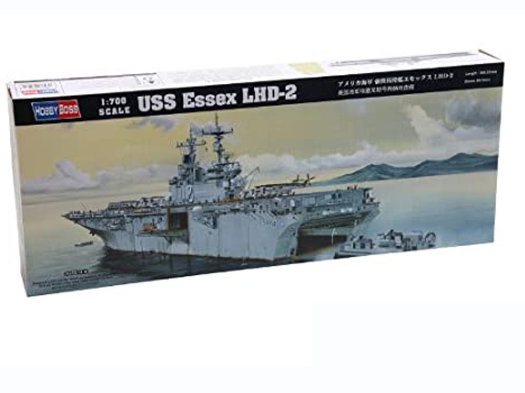 USS Essex LHD-2 (Vista 1)