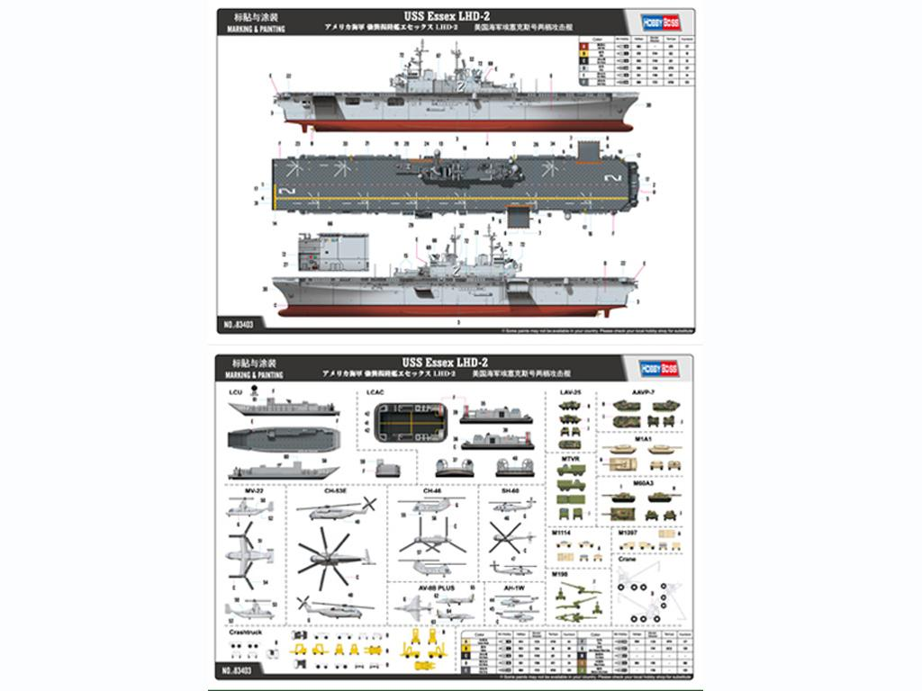 USS Essex LHD-2 (Vista 2)