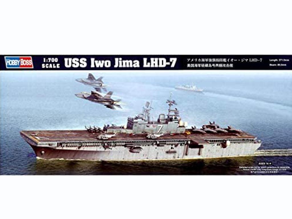 Iwo Jima LHD-7 (Vista 1)