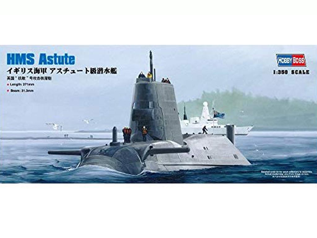 HMS Astute  (Vista 1)