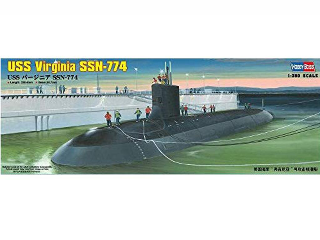 USS Virginia SSN-774 (Vista 1)