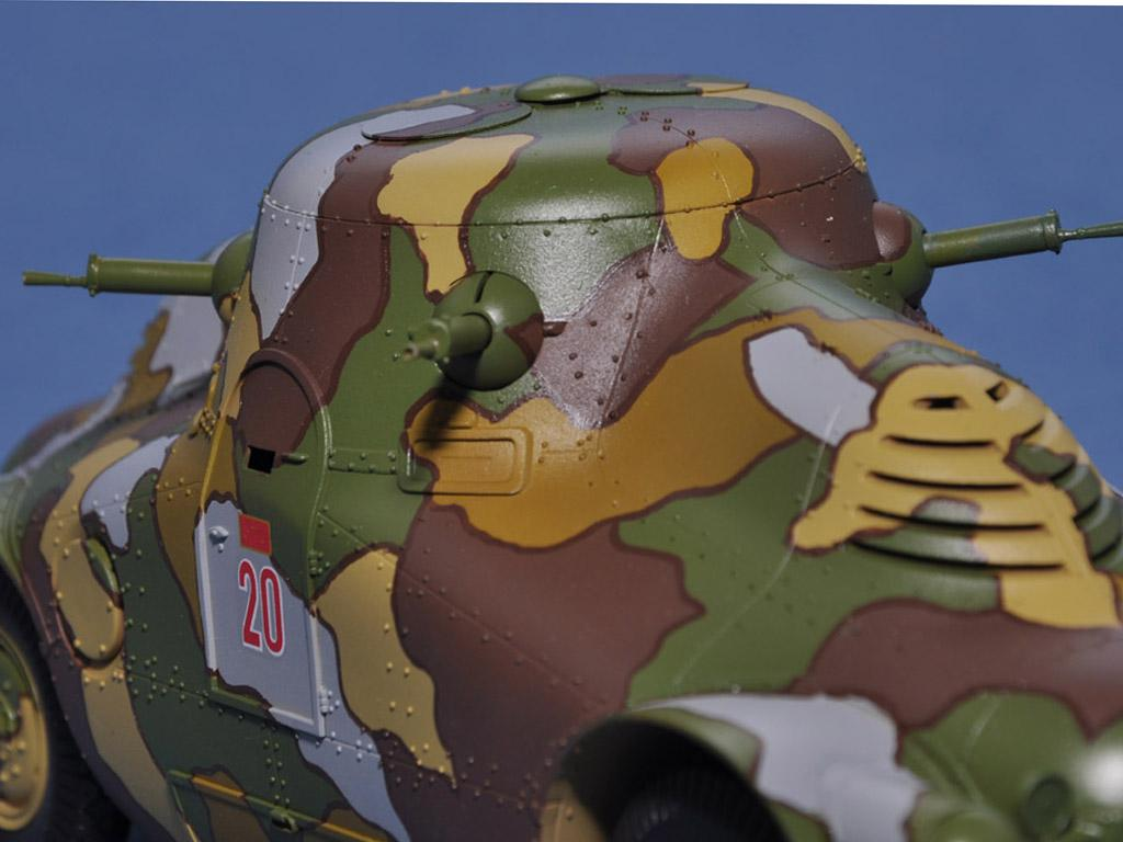 Skoda PA-2 Turtle (Vista 5)