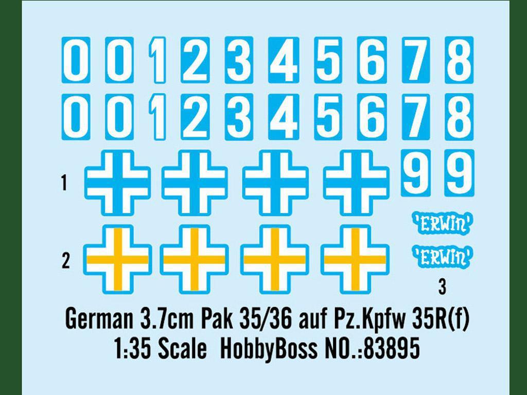 German 3.7cm Pak 35/36 auf Pz.Kpfw 35R(f) (Vista 2)