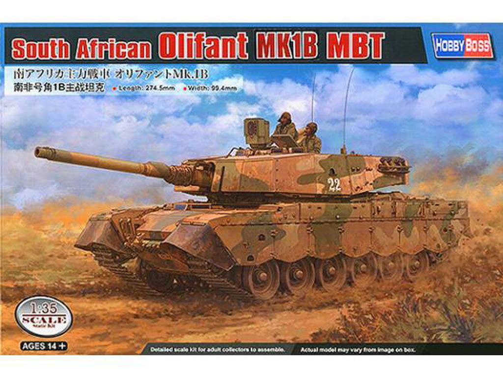 South African Olifant MK1B MBT (Vista 1)