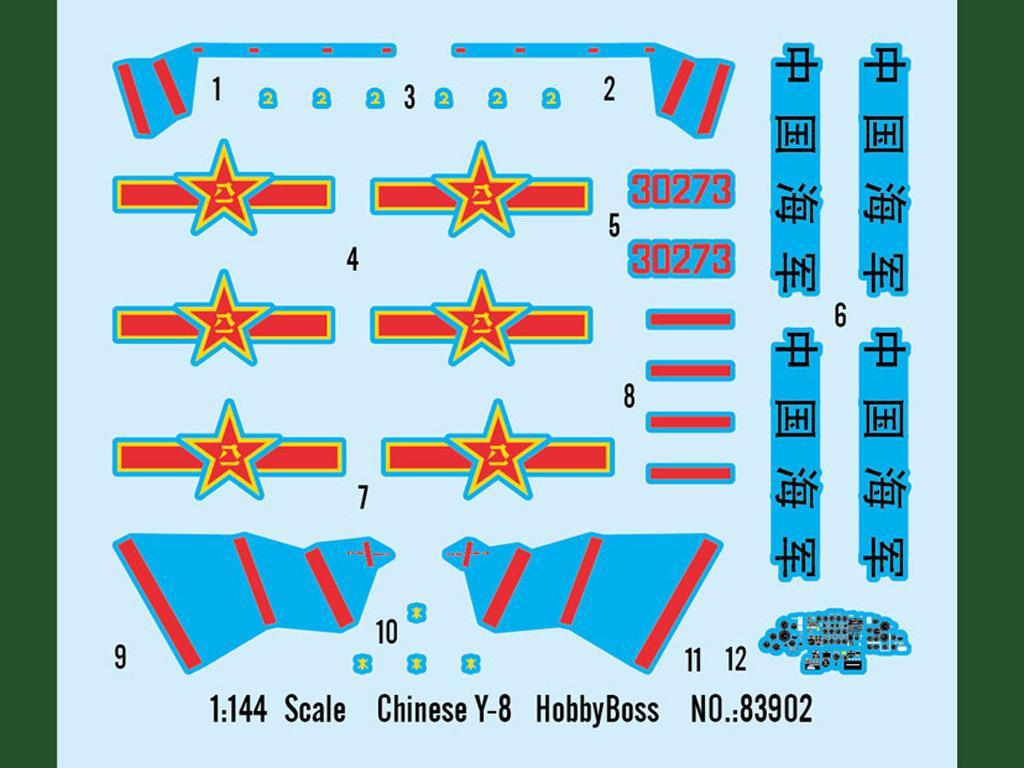 Chinese Y-8 (Vista 3)