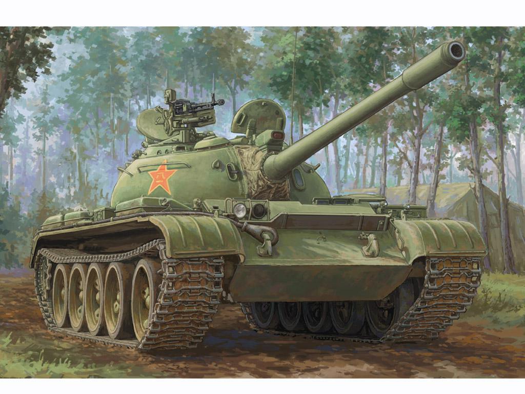 PLA 59-1 Medium Tank (Vista 1)