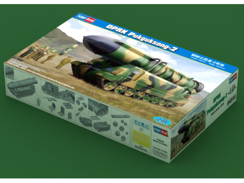 DPRK Pukguksong-2 (Vista 1)