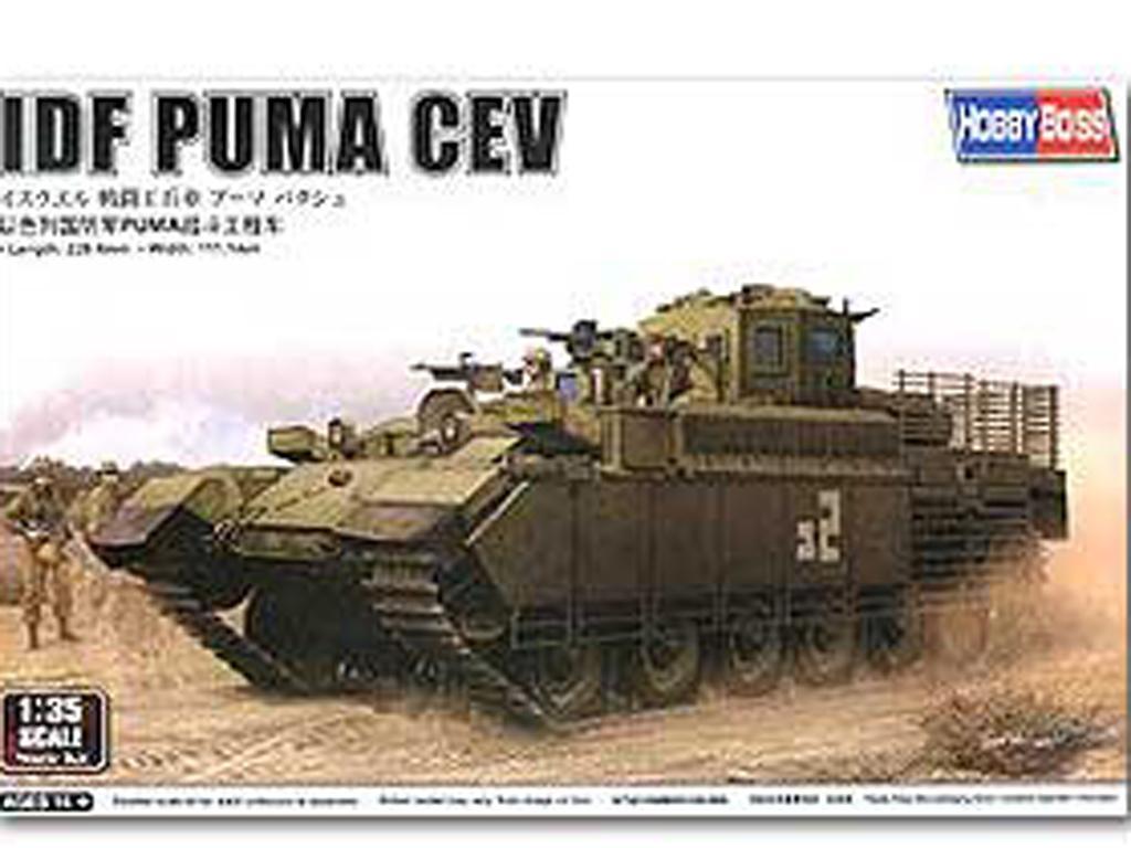IDF Puma CEV (Vista 1)