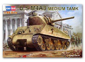 U.S M4A3 Medium Tank (Vista 1)