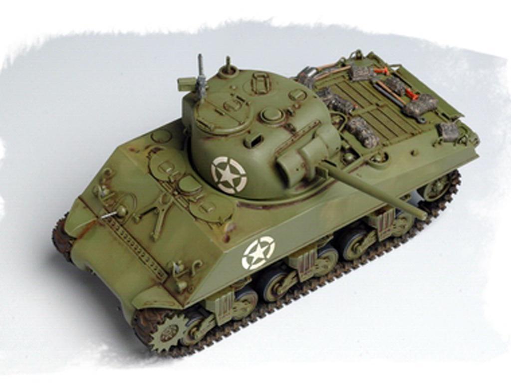 U.S M4A3 Medium Tank (Vista 2)