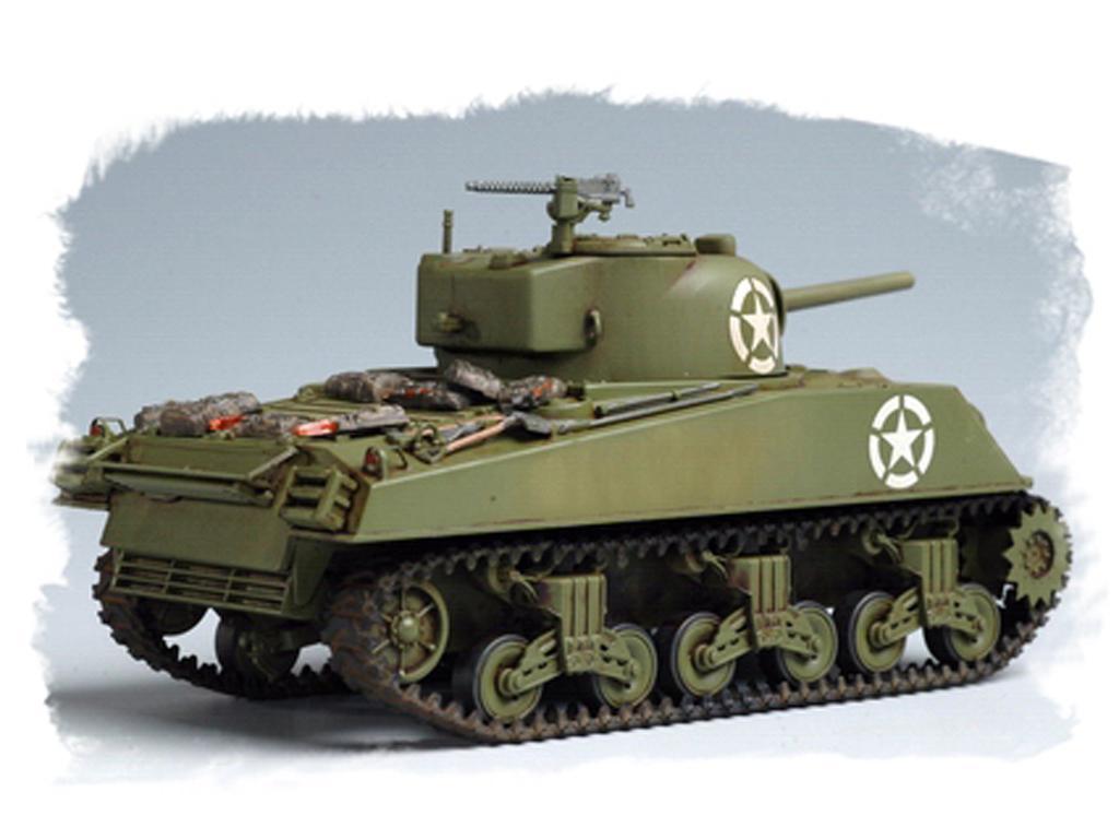 U.S M4A3 Medium Tank (Vista 5)