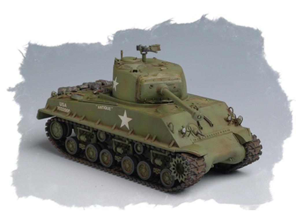 U.S M4A3E8 Tank (Vista 5)