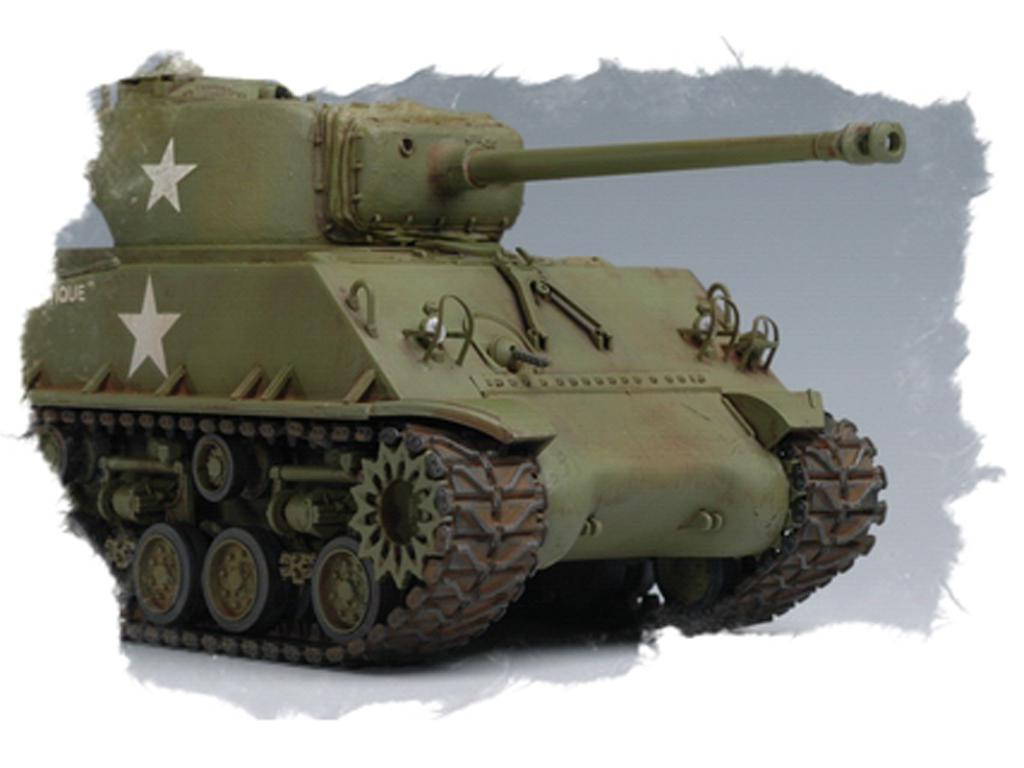 U.S M4A3E8 Tank (Vista 8)
