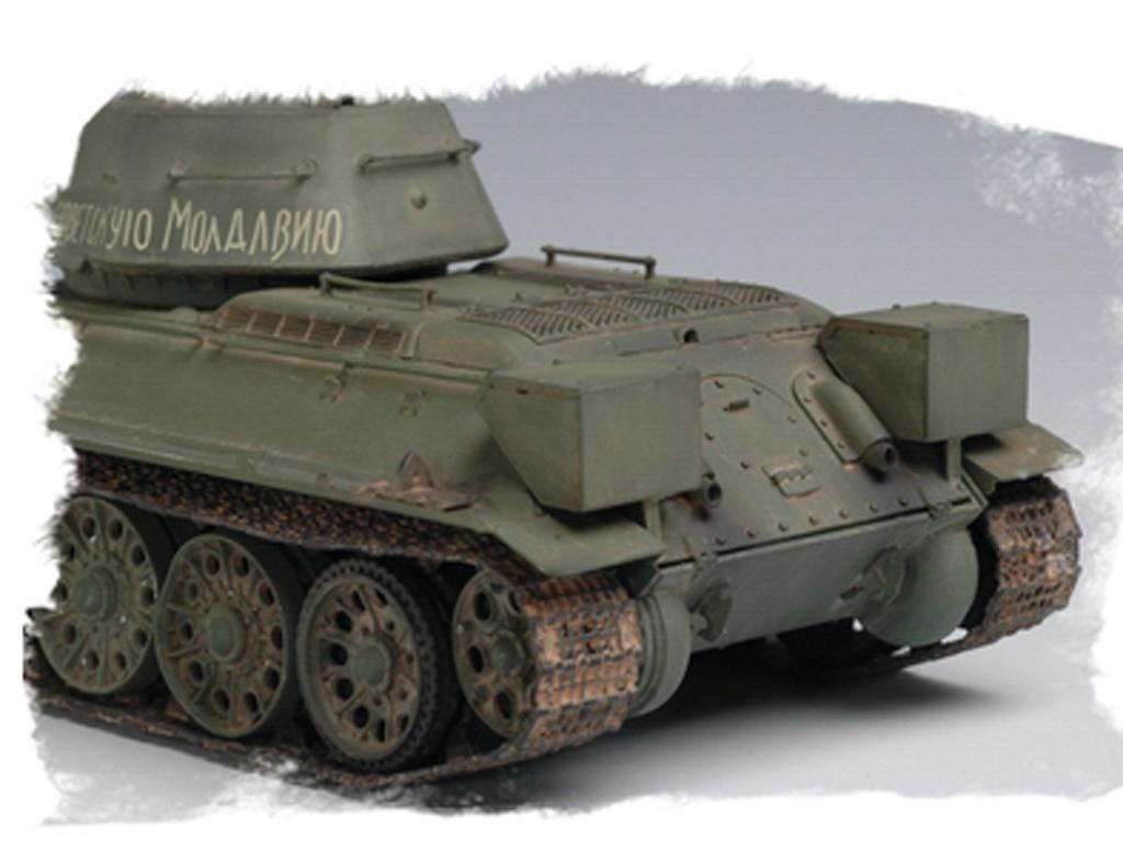 Russian T-34/76 Tank 1943 (Vista 7)