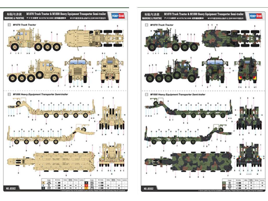 US Army M1070/M1000 (Vista 2)