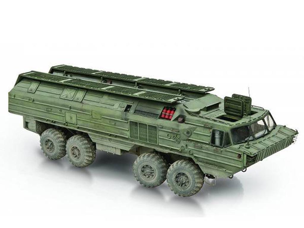 Misil táctico soviético SS-23 Spider (Vista 3)