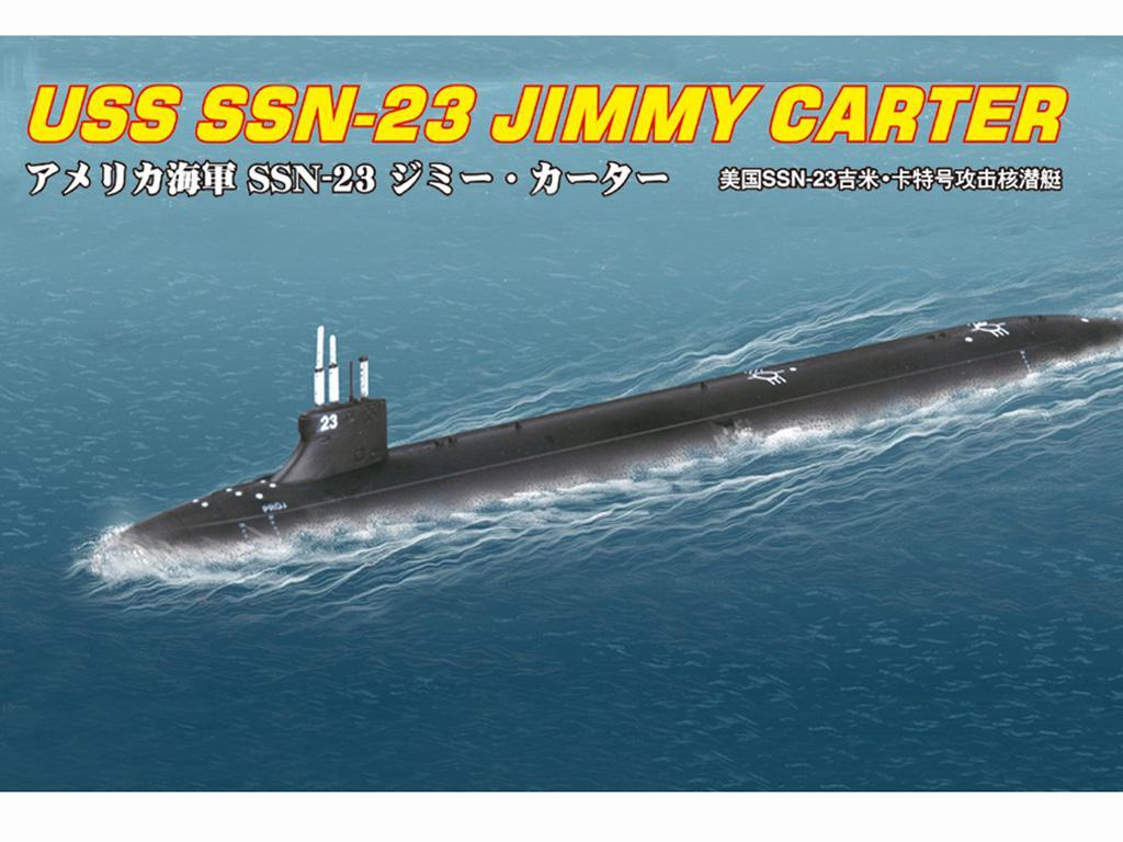 USS SSN-23 Jimmy Carter Attack Submarine (Vista 1)