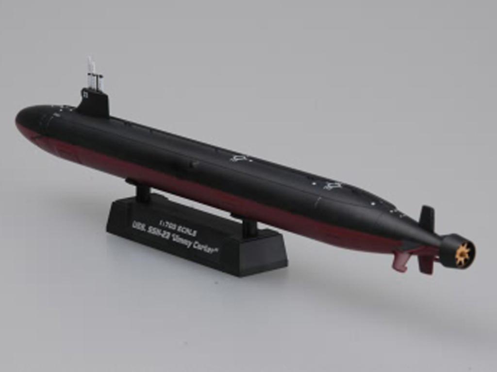 USS SSN-23 Jimmy Carter Attack Submarine (Vista 2)