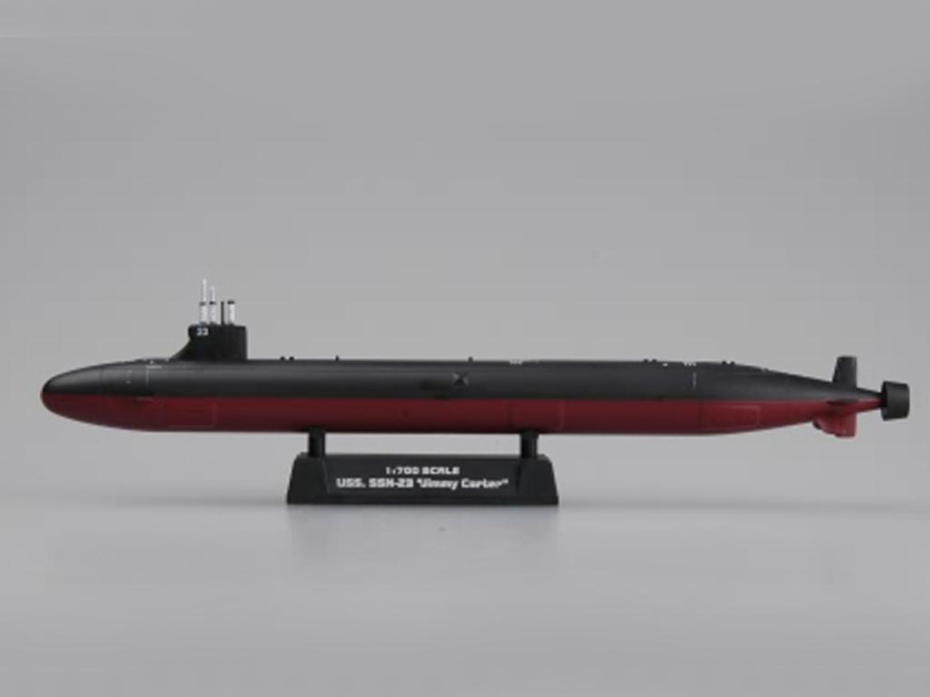 USS SSN-23 Jimmy Carter Attack Submarine (Vista 4)