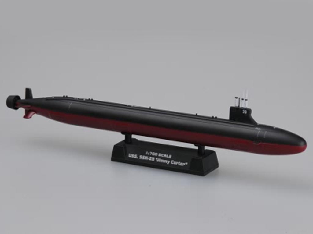 USS SSN-23 Jimmy Carter Attack Submarine (Vista 5)