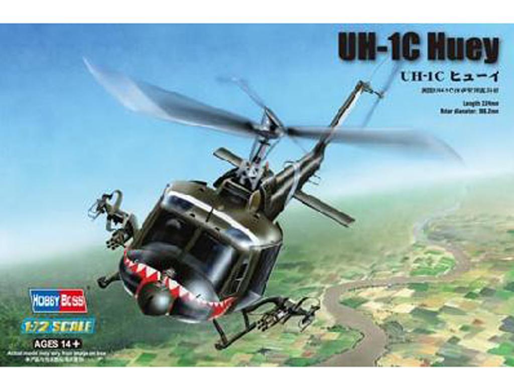 UH-1C Huey (Vista 1)