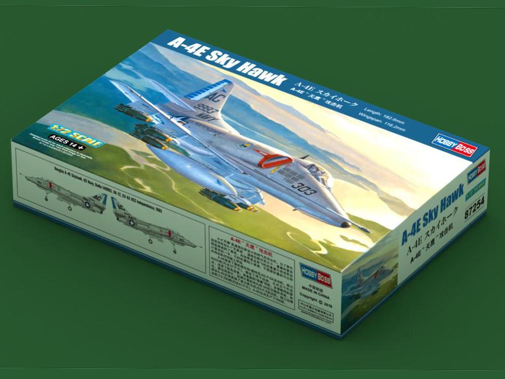 A-4E Sky Hawk (Vista 1)