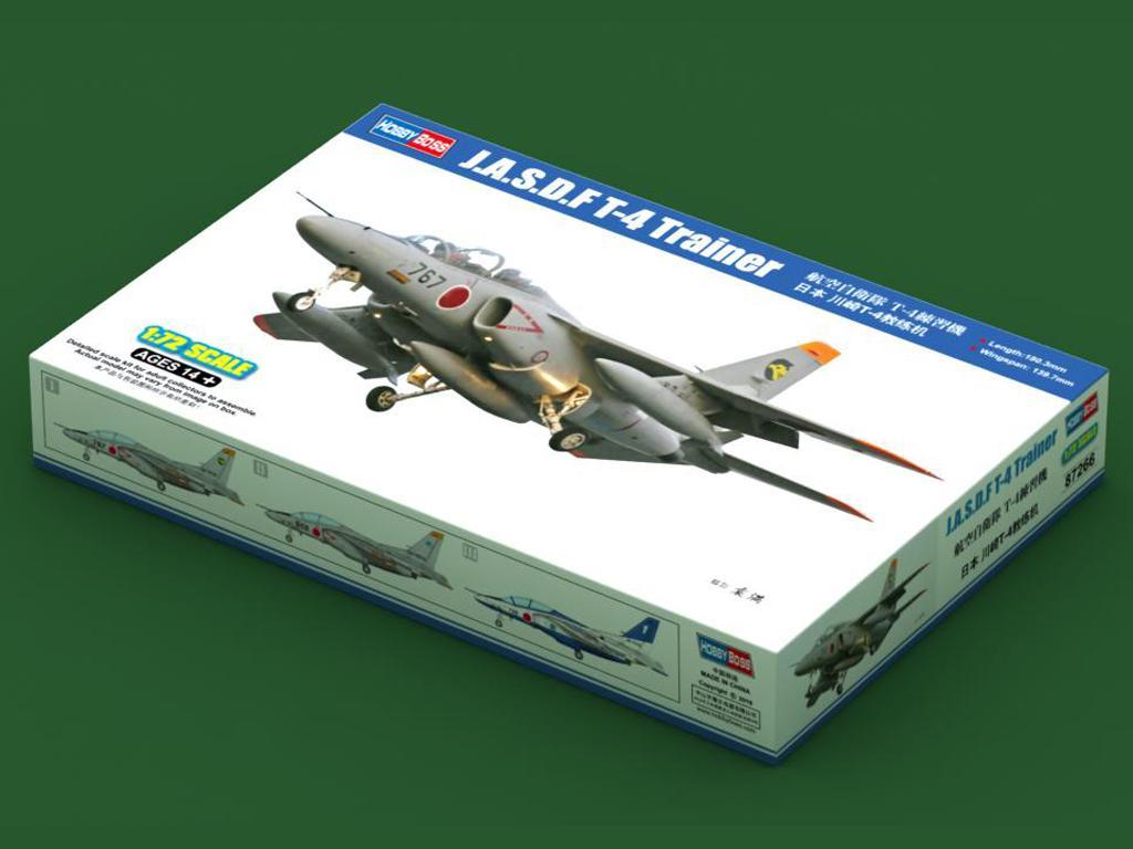 J.A.S.D.F T-4 Trainer (Vista 1)