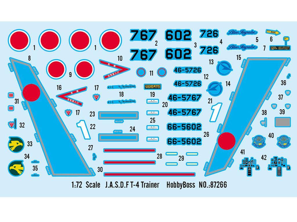 J.A.S.D.F T-4 Trainer (Vista 3)