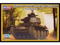 Panzer 38(t) Ausf.E/F (Vista 3)