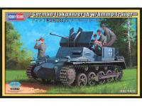 Panzer I Flak con remolque (Vista 3)
