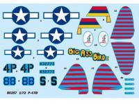 "P-47D ""Thunderbolt"" (Vista 9)"